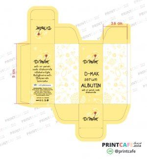 พิมพ์กล่องออกแบบ3