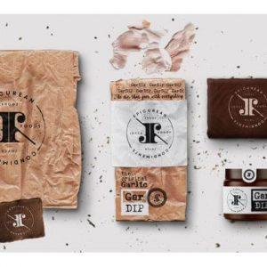 รับผลิตถุงกระดาษใส่อาหารกล่องบรรจุภัณฑ์