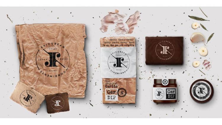 รับผลิตถุงกระดาษใส่อาหารกล่องบรรจุภัณฑ์ขนาด A4