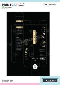 แบบกล่องลิปสติก PC005-L2