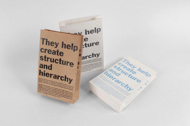3 ชนิดกระดาษที่ใช้ทำถุงกระดาษ 2